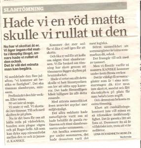 Norrtelje Tidning 2011-01-11